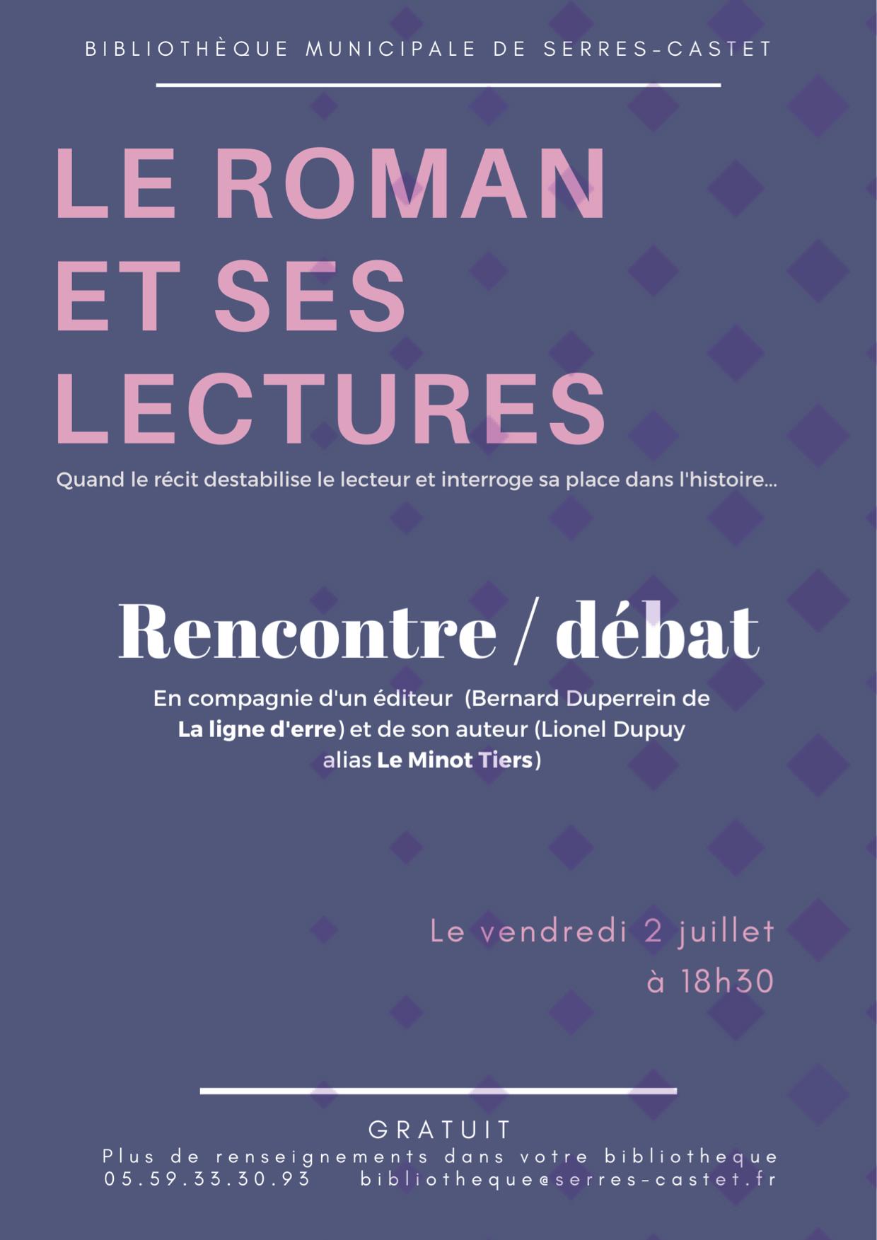 Affiche Bernard Duperrein